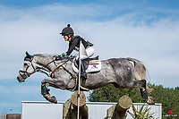 NZL-Codie White rides Kabo Shadow. Harcourts Kevin Deane Real Estate CCN1*-S. 2021 NZL-RANDLAB Matamata Horse Trial. Sunday 21 February. Copyright Photo: Libby Law Photography.
