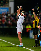 Friday 3rd January 2020 | Ulster Rugby vs Munster Rugby<br /> <br /> Rob Herring during the PRO14 Round 10 inter-pro clash between Ulster and Munster at Kingspan Stadium, Ravenhill Park, Belfast, Northern Ireland.  Photo by John Dickson / DICKSONDIGITAL