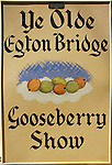 Egton Bridge Gooseberry Show Yorkshire. UK Taken either end of the 80s, or early 1990s.