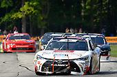 #19: Brandon Jones, Joe Gibbs Racing, Toyota Camry Toyota Service Centers/Mobil 1