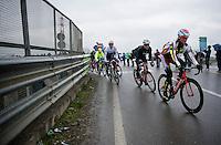 Fabian Cancellara (SUI/TREK Factory Racing)<br /> <br /> 106th Milano - San Remo 2015