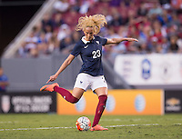 Tampa, FL - March 3, 2016: Germany defeated France 1-0 during the SheBelieves Cup at Raymond James Stadium.