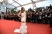 Paz Vega .Cannes 18/5/2013 .Festival del Cinema di Cannes .Foto Panoramic / Insidefoto .ITALY ONLY