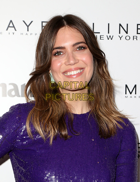 WEST HOLLYWOOD, CA - April 21: Mandy Moore, At Marie Claire's Fresh Faces At Doheny Room In California on April 21, 2017. <br /> CAP/MPI/FS<br /> ©FS/MPI/Capital Pictures