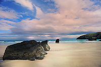 SC - Prov.Sutherland - SANGO BAY<br /> Sunglow on the vast, endless beach<br /> <br /> Full size: 68 MB