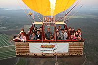 20120923 September 23 Hot Air Balloon Cairns