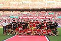 Football/Soccer: 2014 J.LEAGUE Yamazaki Nabisco Cup - Urawa Red Diamonds 5-2 Nagoya Grampus