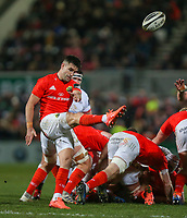 Friday 3rd January 2020 | Ulster Rugby vs Munster Rugby<br /> <br /> Conor Murray during the PRO14 Round 10 inter-pro clash between Ulster and Munster at Kingspan Stadium, Ravenhill Park, Belfast, Northern Ireland.  Photo by John Dickson / DICKSONDIGITAL