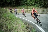 Francisco Ventoso (ESP/CCC)<br /> <br /> Stage 8: Tortoreto Lido to Pesaro (239km)<br /> 102nd Giro d'Italia 2019<br /> <br /> ©kramon