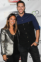 HOLLYWOOD, LOS ANGELES, CA, USA - OCTOBER 16: Sas Goldberg, Jake Wilson arrive at the 2014 Hollywood Film Festival - Opening Night Gala held at ArcLight Hollywood on October 16, 2014 in Hollywood, Los Angles, California, United States. (Photo by Celebrity Monitor)