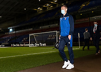 Bolton Wanderers' Eoin Doyle arriving at the stadium <br /> <br /> Photographer Andrew Kearns/CameraSport<br /> <br /> The EFL Sky Bet League Two - Bolton Wanderers v Salford City - Friday 13th November 2020 - University of Bolton Stadium - Bolton<br /> <br /> World Copyright © 2020 CameraSport. All rights reserved. 43 Linden Ave. Countesthorpe. Leicester. England. LE8 5PG - Tel: +44 (0) 116 277 4147 - admin@camerasport.com - www.camerasport.com