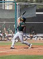 Tyler Soderstrom - 2020 AIL Athletics (Bill Mitchell)