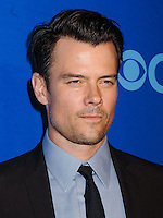 NEW YORK CITY, NY, USA - MAY 14: Josh Duhamel at the 2014 CBS Upfront held at Carnegie Hall on May 14, 2014 in New York City, New York, United States. (Photo by Celebrity Monitor)