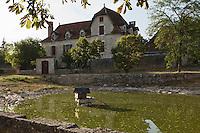 Europe/France/Midi-Pyrénées/46/Lot/Espédaillac: Caussanel ou couderc, lac abreuvoir