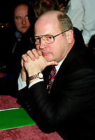 February 17, 1996 File Photo - Montreal (Qc) CANADA - Michel Gauthier, elect leader of BLOC QUEBECOIS, replacing Lucien Bouchard.