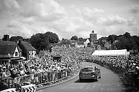 MASSIVE crowds throughout the whole of the Britain stages, but the village of Finchingfield really blew us away with their enthusiasm<br /> <br /> <br /> 2014 Tour de France<br /> stage 3: Camebridge-London (155km)