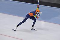 SPEEDSKATING: 22-11-2019 Tomaszów Mazowiecki (POL), ISU World Cup Arena Lodowa, Team Sprint Men (NED), Thomas Krol, ©photo Martin de Jong