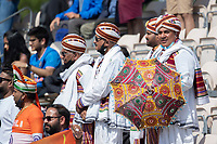 Indian fans dressed for the occassion during India vs New Zealand, ICC World Test Championship Final Cricket at The Hampshire Bowl on 23rd June 2021