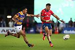 NELSON, NEW ZEALAND - NOVEMBER 21: Mitre 10 Cup Semi - Final Tasman Mako v Bay Of Plenty  Saturday 21 November 2020 , New Zealand. (Photo by Shuttersport Limited)