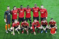 26th May 2021; STADION GDANSK  GDANSK, POLAND; UEFA EUROPA LEAGUE FINAL, Villarreal CF versus Manchester United:  The MANCHESTER UNITED team photo