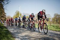 Koen de Kort (NED/Trek Segafredo) up front<br /> <br /> 107th Scheldeprijs (1.HC)<br /> One day race from Terneuzen (NED) to Schoten (BEL): 202km<br /> <br /> ©kramon
