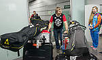 Shane Munro, Sochi 2014.<br /> Team Canada arrives at the airport in Sochi for the Sochi 2014 Paralympic Winter // Équipe Canada arrive à l'aéroport de Sotchi pour Sochi 2014 Jeux paralympiques d'hiver. 04/03/2014.