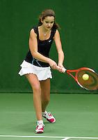 05-12-10, Tennis, Almere, Reaal WJC Masters, Maartje Basten