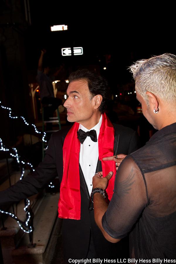 Behind the scenes of SoHo Johnny At Night TV Pilot