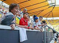 Fans im Stadion - 05.06.2019: Öffentliches Training der Deutschen Nationalmannschaft DFB hautnah in Aachen