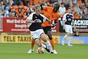 Dundee Utd v Falkirk 29th Aug 2009