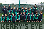 The Limerick U11's who played Kerry in Christy Leahy Park on Sunday