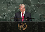 72 General Debate – 20 September <br /> <br /> Spain, Mr. Alfonso Dastis, Minister of Foreign Affairs