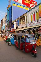 Downtown Colombo Sri Lanka Street Photography