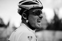 Gregory Rast (SUI/Trek Factory Racing) post-race<br /> <br /> stage 16: Bourg de Péage - Gap (201km)<br /> 2015 Tour de France