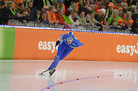 SPEEDSKATING: HEERENVEEN: 11-01-2020, IJsstadion Thialf, European Championship distances, 5000m Men, Michele Malfatti (ITA), ©foto Martin de Jong
