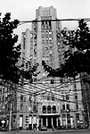 China, Shanghai.  The Fu Zhou building, formerly Hamilton House where author was conceived.