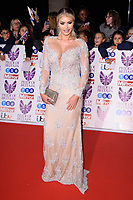 Cloe Sims<br /> at the Pride of Britain Awards 2017 held at the Grosvenor House Hotel, London<br /> <br /> <br /> ©Ash Knotek  D3342  30/10/2017