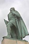 Leifur Eriksson Statue, Reykjavik, Iceland