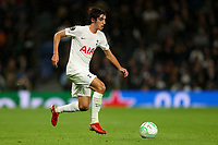 30th September 2021; Tottenham Hotspur Stadium. Tottenham, London, England; UEFA Conference League football, Tottenham v NS Mura: Bryan Gil of Tottenham Hotspur