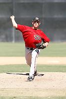 Chris Odegaard - Arizona Diamondbacks, 2009 Instructional League.Photo by:  Bill Mitchell/Four Seam Images..