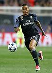 Real Madrid's Danilo Luiz da Silva during Champions League 2016/2017 Semi-finals 2nd leg match. May 10,2017. (ALTERPHOTOS/Acero)