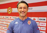 21st August 2020, Monaco, Monte Carlo; Niko Kovac is introduced as the new AS Monaco team manger