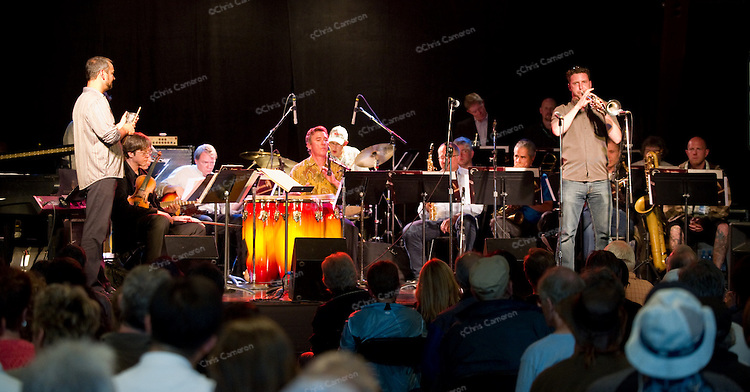 John Kosrud and Hard Rubber Orchestra
