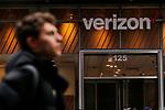 Verizon beat Q4 revenue expectations