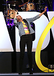 Hailey Kilgore on stage during Broadwaycon at New York Hilton Midtown on January 11, 2019 in New York City.
