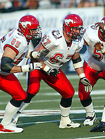 Jamie Crysdale Stampeders 2004. Photo F. Scott Grant