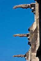 Europe/France/Aquitaine/64/Pyrénées-Atlantiques/Pays-Basque/Bayonne: Gargouilles du Cloitre de la Cathédrale Sainte-Marie