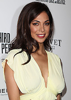 HOLLYWOOD, LOS ANGELES, CA, USA - JUNE 09: Moran Atias at the Los Angeles Premiere Of Sony Pictures Classics' 'Third Person' held at the Linwood Dunn Theater at the Pickford Center for Motion Study - Academy of Motion Picture Arts and Sciences on June 9, 2014 in Hollywood, Los Angeles, California, United States. (Photo by Celebrity Monitor)