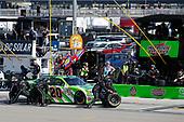 2017 NASCAR Xfinity Series - Boyd Gaming 300<br /> Las Vegas Motor Speedway - Las Vegas, NV USA<br /> Saturday 11 March 2017<br /> Daniel Suarez, Interstate Batteries Toyota Camry pit stop<br /> World Copyright: Matthew T. Thacker/LAT Images<br /> ref: Digital Image 17LAS1mt1490