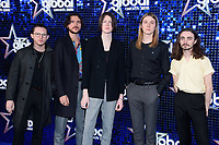 Blossoms<br /> arriving for the Global Awards 2018 at the Apollo Hammersmith, London<br /> <br /> ©Ash Knotek  D3384  01/03/2018